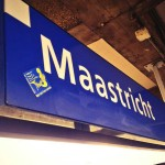 Maastricht: Station Maastricht. By Tom Kalse